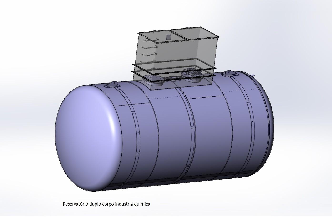 Tanque Subterrâneo - 2