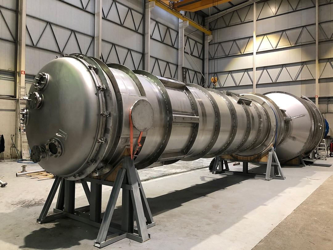 Evaporador - 1